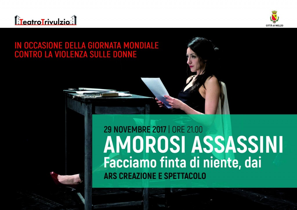 Amorosi AssassiniFront