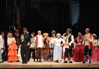 """E' TUTTO TEATRO – una rilettura de """"Il Teatro Comico"""" di Carlo Goldoni"""